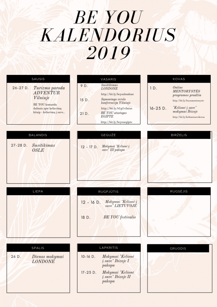 Pink Floral Project Schedule Planner (1)