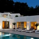 villa night
